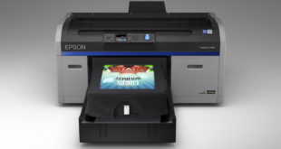 Epson announces new SureColor SC-F2100 DTG printer