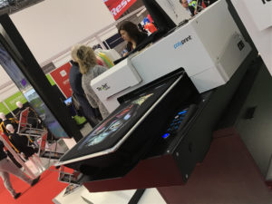 b915d227 Polyprint launches new DTG printer. February 7, 2019. The TexJet Echo 2  received its European debut at P&P LIVE!