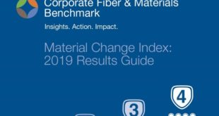 Stanley/Stella ranked industry leader in sustainable materials sourcing by Textile Exchange