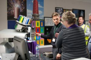 The Academy open day
