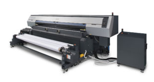 Mimaki launches new Tx500P-3200DS high-productivity direct sublimation printer