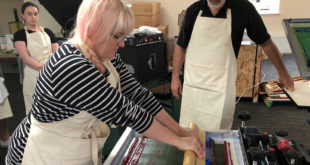 Dates announced for next Dalesway screen printing classes