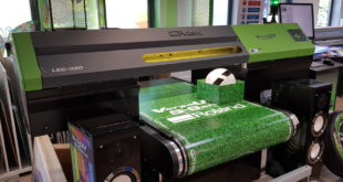 Roland's World Cup-themed print event goes down a treat