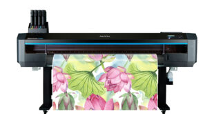 New dye sub printer added to Mutoh's line up
