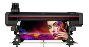 Mutoh launches heavy duty automated feed and take-up system for XpertJet roll-to-roll printers
