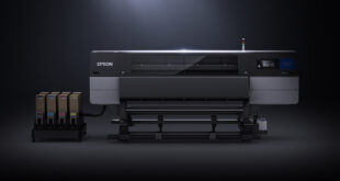 Epson announces the industrial-level dye sublimation printer that raises productivity standards