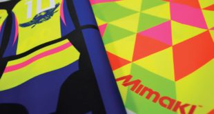 Eye-catching fluorescent inks enhance appeal of new Mimaki TS30-1300
