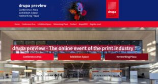 drupa online preview welcomes 1,900 visitors