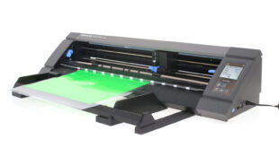 Low-cost print and cut solution from Graphtec GB help in fight against COVID-19