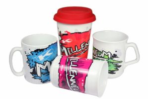 Raising the bar with new dye sublimation mugs