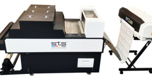 Mutoh EMEA and STS Europe join forces for DTF project