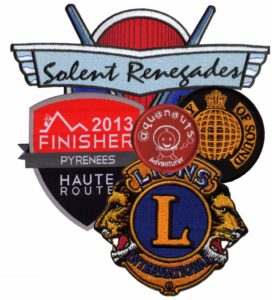 Example of some badges