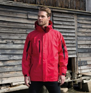 R400M&F 3-in-1 Journey Jacket with Softshell Inner