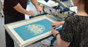 A screen printing lesson learnt