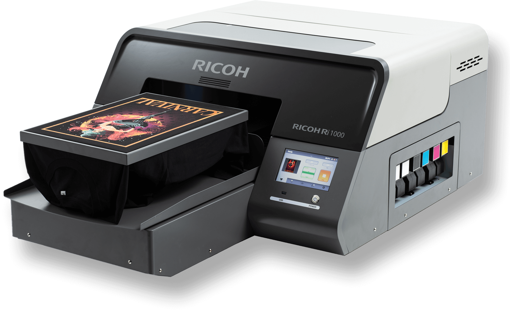 b47e95655 Introducing the Ricoh Ri 1000 - Printwear & Promotion