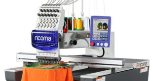 YES Ltd introduces new Ricoma SWD Series embroidery machine