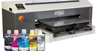 DTG M2 now shipping with P30i inks!